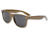 Metallic Gold Blues Brother Sunglasses