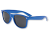 Metallic Blue Blues Brother Sunglasses