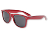 Metallic Red Blues Brother Sunglasses