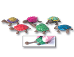 2 inch Stretch Turtles-Assorted