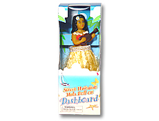 Female Hula Doll