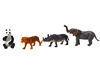 2.5 inch Stretchy Zoo Animals Assorted