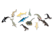 Sea Animal Figurines