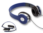 Headphones - Blue
