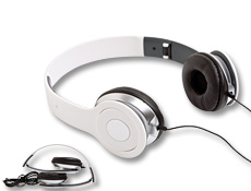 Headphones - White