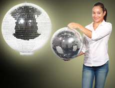 16 inch Disco Ball with Base
