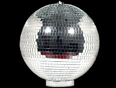 20 inch Disco Ball with Base