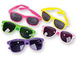Color Frame Sunglasses