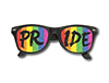 Pride Printed Lens Glasses