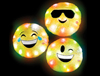WP1395 - Plush Emoji Light Up Pillow
