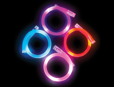Flashing Bracelet Assortment