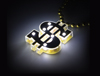 WP1412 - Dollar Sign Light Up Necklace