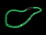 LIGHT-UP BEAD NECKLACE GREEN
