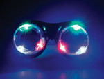 LED STEAM PUNK GOGGLES