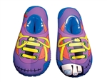 "WP1440 - 20"" Inflatable Party Shoes"
