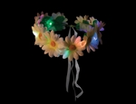 WP1457 - LED Floral Headband