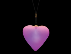 WP1458 - LED Heart Necklace