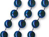 Navy Blue 33 inch Beads
