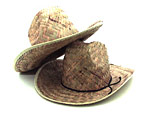 Natural Straw Cowboy Hats